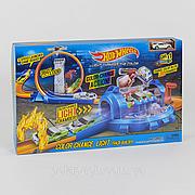 """Игровой набор Hot Wheels / Трек-запуск """"Hot Wheels"""" 7908 / инерционная машинка меняет цвет"""