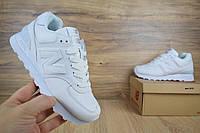 New Balance 574 белые кроссовки кросовки женские нью баланс кеды