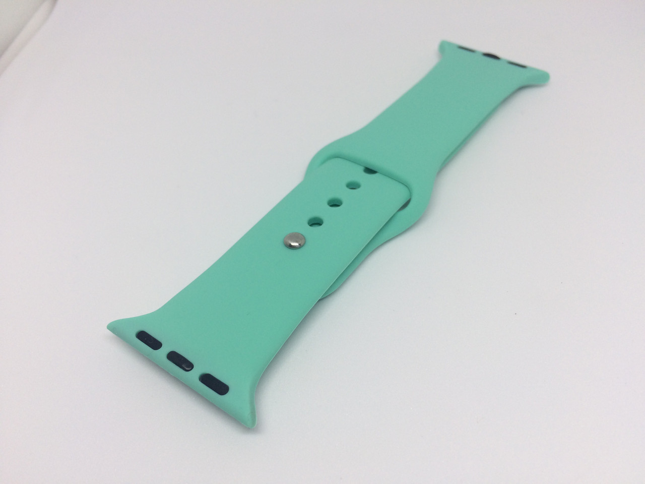Ремешок для Apple Watch 40/38mm Sport Band №21 (Зеленая лагуна)
