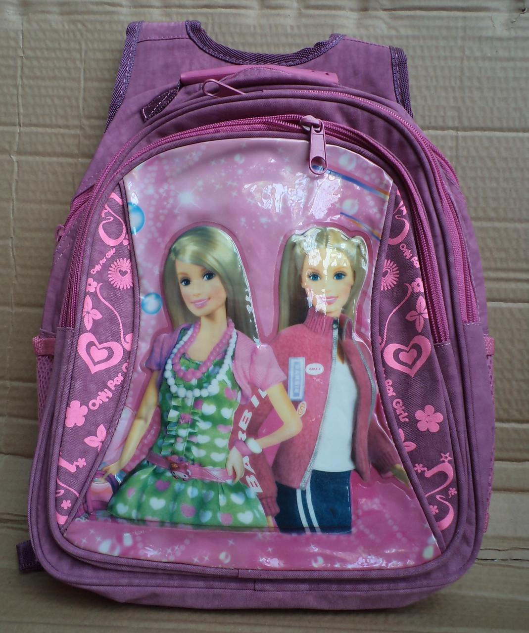 Школьный рюкзак №21 (сиреневый)