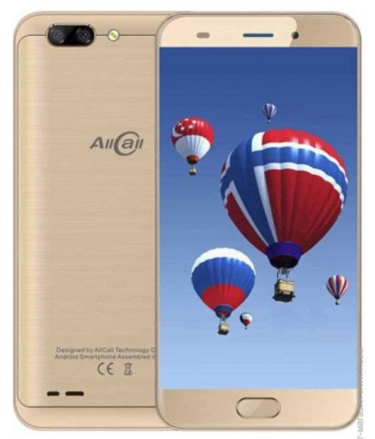 Allcall Atom gold