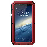 Чехол Lunatik Taktik Extreme для iPhone X Crimson IGLTEXCR1, КОД: 333393