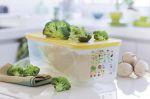 """Контейнер """"Умный холодильник"""" 6,1 л  Tupperware .Идеален для хранения огурцов,кабачков,моркови и перца."""