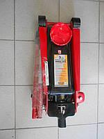 Домкрат гидравлический подкатной 3 т, высота подъема 135-500 мм T83002