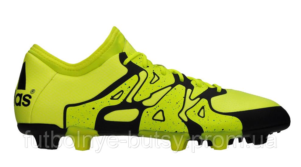 cf0c0161 Футбольные бутсы Adidas X 15.1 FG, цена 2 100 грн./пара, купить в ...
