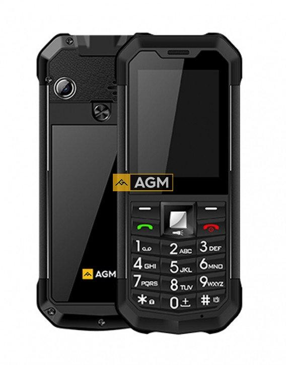 AGM M3 black