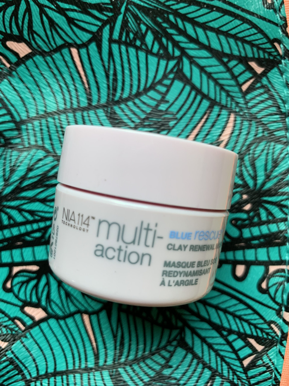 Восстаналивающая маска для кожи лица STRIVECTIN Blue Rescue Clay Mask