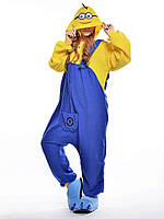 Взрослая пижама кигуруми Миньон kmy0026, фото 1