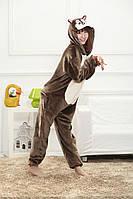 Кигуруми костюм бурундук (пижама) kmy0031, фото 1