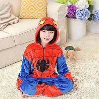 Кигуруми дитячий людина павук (спайдермен) kmy0079