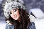 Уход в зимний период времени за волосами.