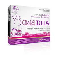 Добавка для беременных OLIMP Gold DHA (30 капс) олимп голд дша
