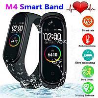Фитнес браслет Smart Band M4 черный