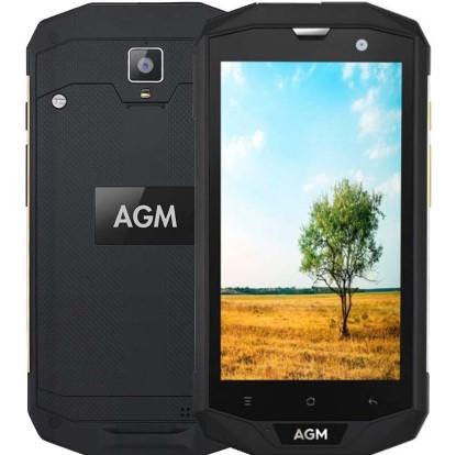 AGM A8 black 4/64Gb