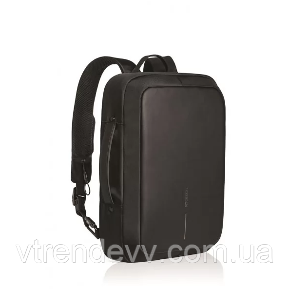 "Рюкзак для ноутбука XD Design Bobby Bizz Anti-Theft 15.6"" Original Чорний"