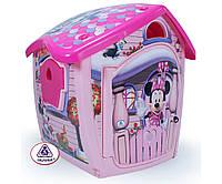 Детский игровой домик Injusa 20341 DM розовый