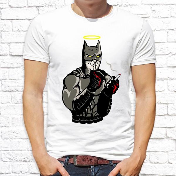 "Мужская футболка с принтом  ""Бэтмен"" Push IT"