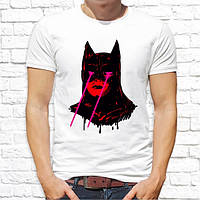 "Мужская футболка Push IT с принтом  ""Бэтмен"""