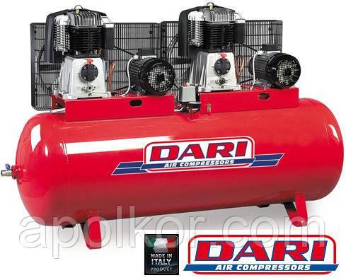 Поршневой компрессор DARI BK 119-270-5,5-A.P.