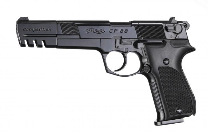 "Пневматический пистолект Umarex Walther CP88 6"" Compatition"