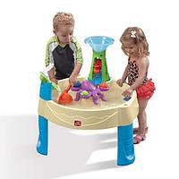 Стол для игр с песком и водой Wild Whirlpool Water Table Step 2 (840100)