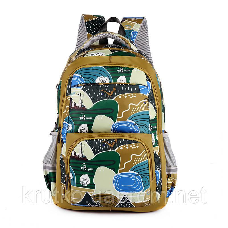 Школьный рюкзак для мальчика Осень ViViSECRET