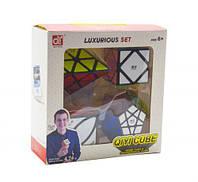 """Набор Кубиков Рубика № 3 """"Qiyi Cube"""" (4 шт) EQY527"""