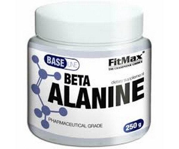 Бета аланин FitMax Beta Alanine (250 г) фитмакс без добавок
