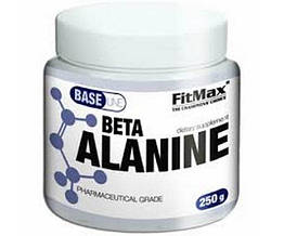 Аминокислоты FitMax Beta Alanine (250 г) unflavoredфитмакс бета аланин