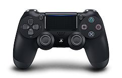 Беспроводной геймпад PlayStation Dualshock 4 Bluetooth PS4 Black (100182)