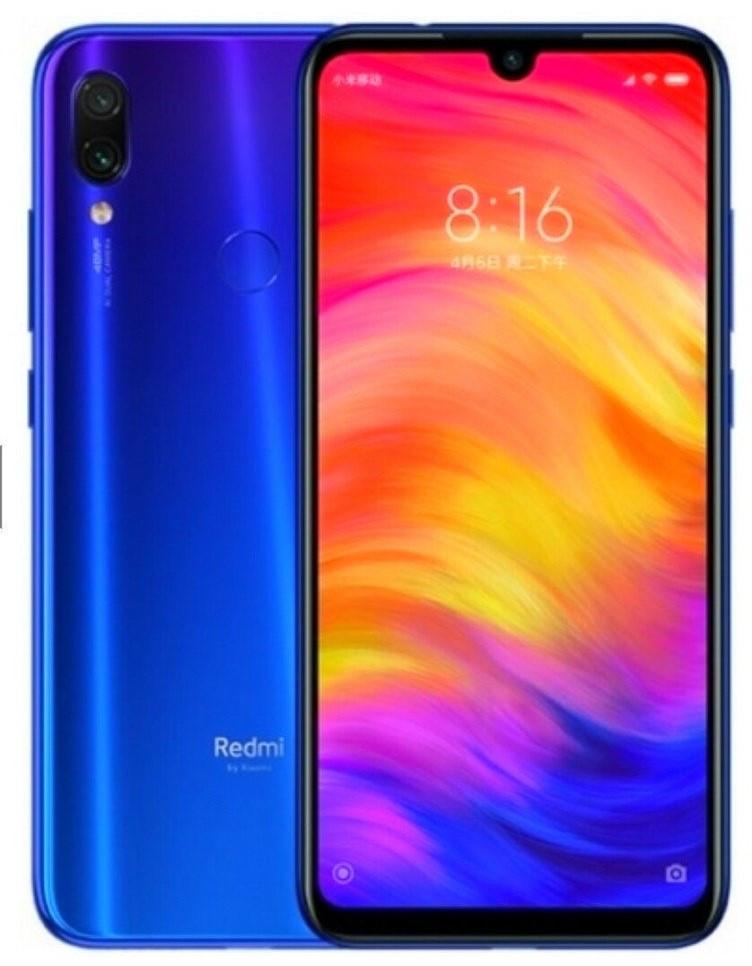 Xiaomi Redmi Note 7 3/32Gb Blue Global
