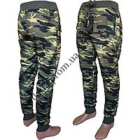 Мужские спортивные трикотажные штаны НОРМА 5865k оптом со склада в Одессе