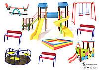 Детская площадка Каскад паровоз 1, фото 1