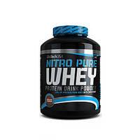 Протеин BioTech Nitro Pure Whey(2.27 кг) биотек нитро пур вей