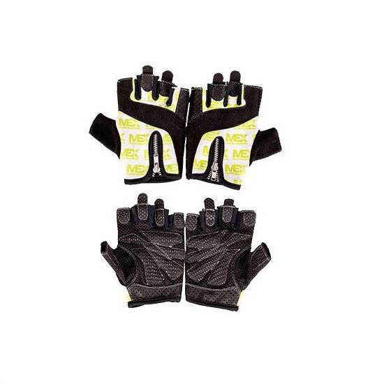 Атлетические перчатки Smart Zip Gloves Lime