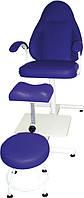 Педикюрное кресло КП-2 с регулируемой подставкой, фото 1