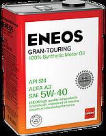 Моторное масло ENEOS SM 5W40, 4л.