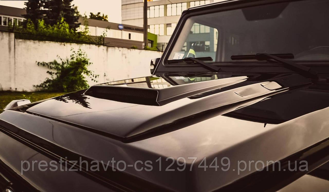 Накладка на капот, воздухозаборник Mercedes G-Class