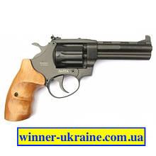 Револьвер под патрон Флобера ЛАТЭК Safari РФ-441М (Бук)