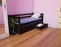 """Кровать детская подростковая """"Соня"""" 80*160/80*150 деревянная массив бук, фото 1"""