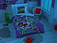 Постельное белье Tac Disney Герои в масках Pj Masks Hero 160*220 подростковое, фото 2