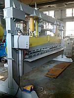 Листогибочный пресс для гибки арматурных секций СМЖ 3500 пр-ва PST Technologies