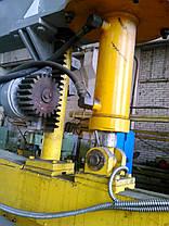 Листогибочный пресс для гибки арматурных секций СМЖ 3500 PSTech, фото 3