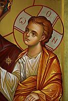 Икона Пресвятой Богородицы Одигитрия., фото 3