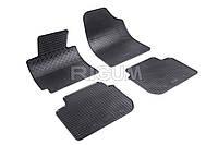 Коврики резиновые в салон Hyundai Elantra  14- RIGUM Комплект из 4-х ковриков Черный в салон