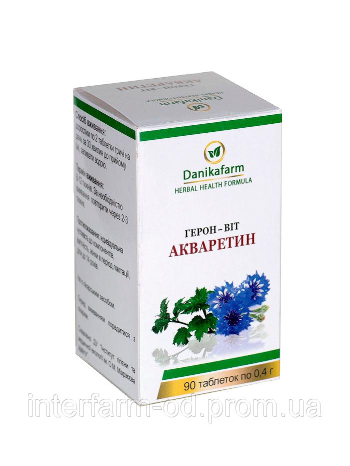 Герон-вит Акваретин почечная смесь №90 Даникафарм