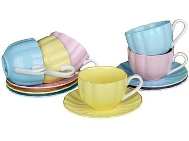 Кофейный набор Lefard на 12 предметов 359-358 набор посуды для кофе сервиз