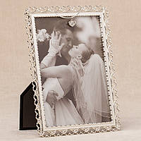 Фоторамка настольная Lefard Кристальные сердца 15х21 см 033C рамка для фото