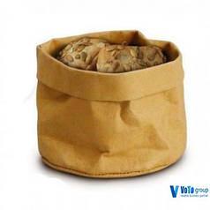 Крафт-бумажный мешок для хлеба Hendi 429228