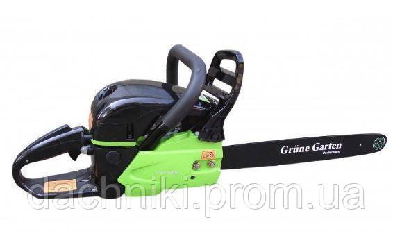 Бензопила Grune Garten GG-6000 (2шины 2цепи )